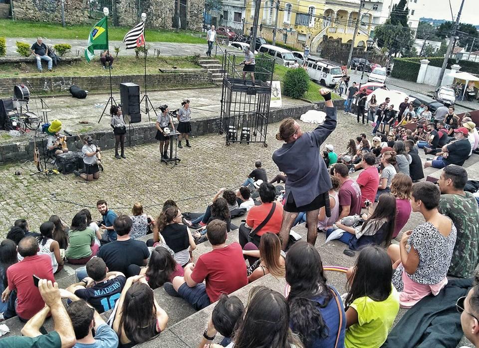 Fringe Teatro Curitiba